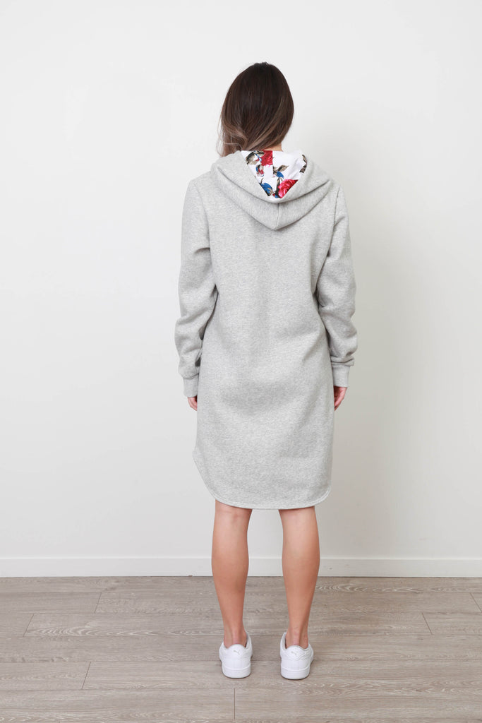 MILA SNOW SPRING DRESS
