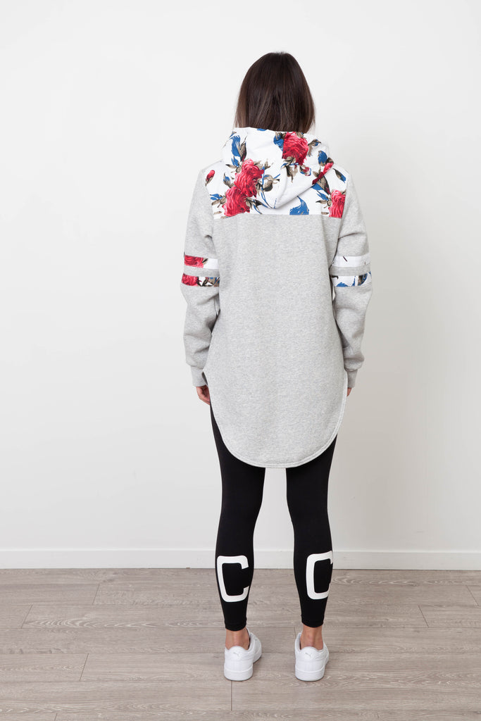 MILA SNOW POCKET HOODY