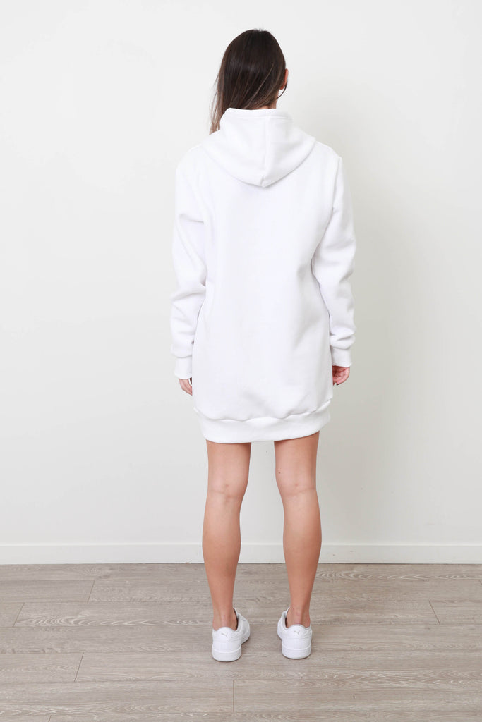 HARBOUR BASIC DRESS HOODY