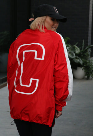 MIDNIGHT RED JACKET