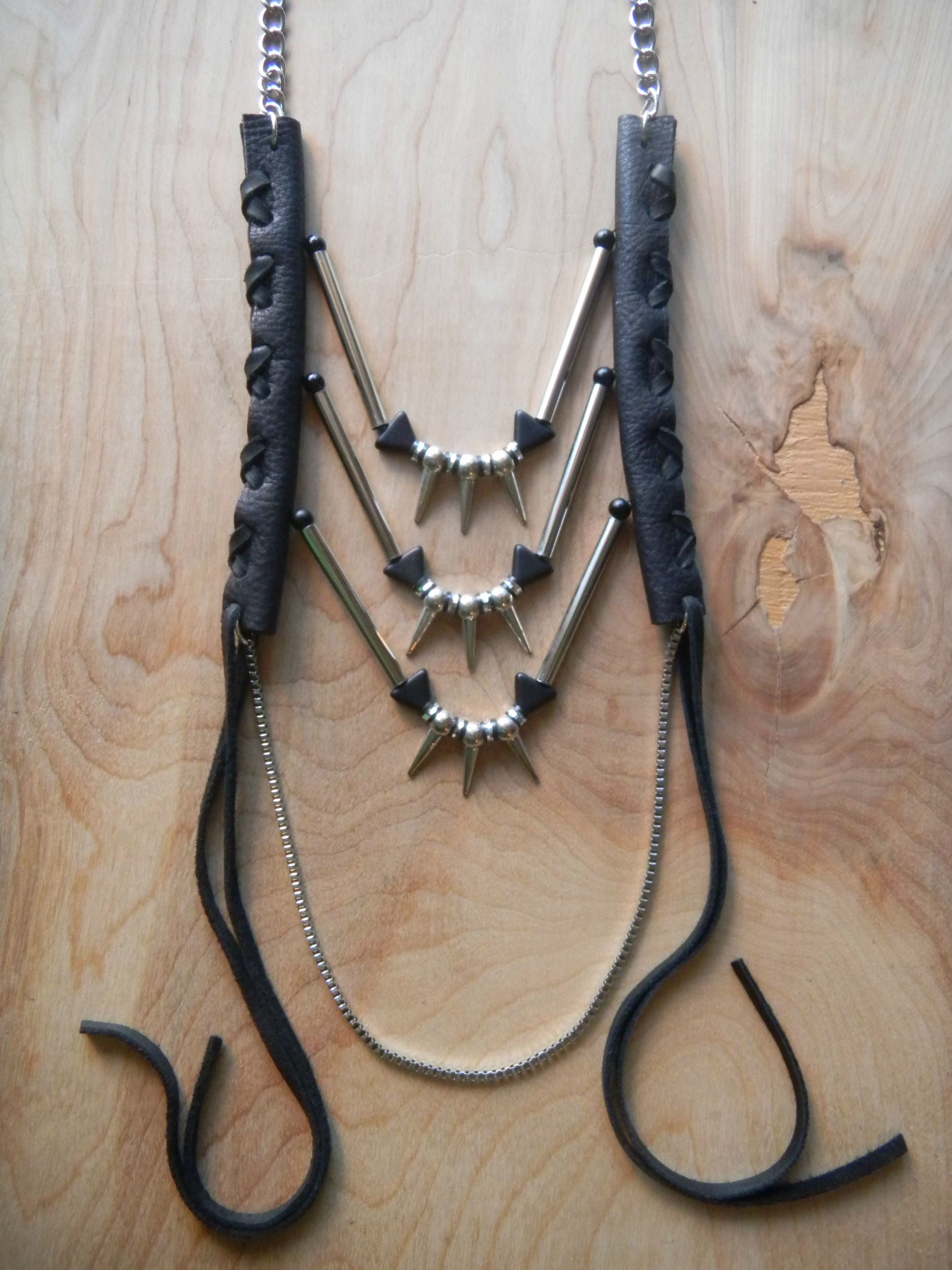 Party Warrior Necklace