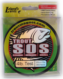 Trout S.O.S. Fishing Line