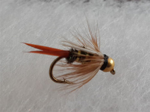 Bead Head Prince Nymph - One Dozen (12)