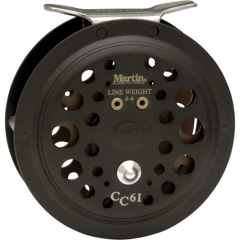 Caddis Creek Single Action Fly Reel