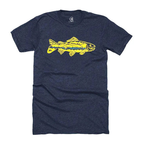 Catch and Release Fly Fishing T-Shirt