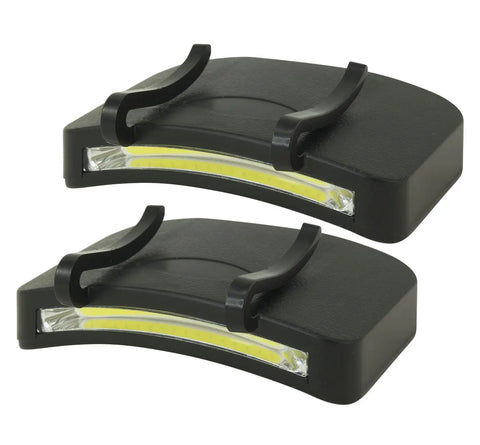 LED Clip On Cap Lights
