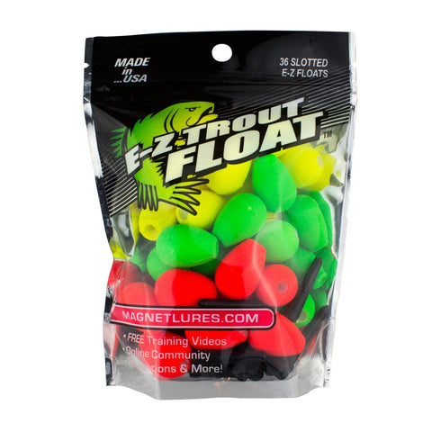 Trout Magnet E-Z Float strike indicators (36 pack)