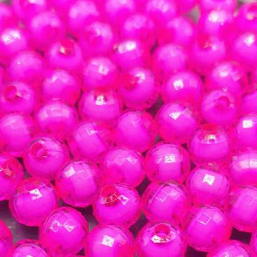 Disco Egg Drift Beads