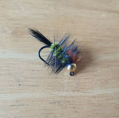 Jig Fly - One Dozen (12)