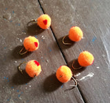 Blood Dot Egg Fly - One Dozen (12)