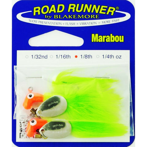 Road Runner Marabou Spinnerbait