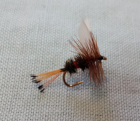 Royal Coachman Dry Fly - One Dozen (12)