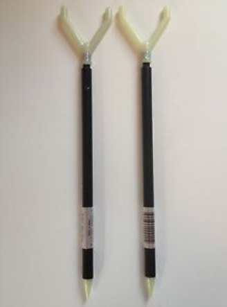 Magnum Glow Extendable Fishing Rod Holders