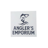Angler's Emporium Sticker pack