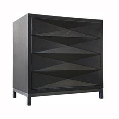 Black Diamond Nightstand