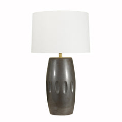 Gunmetal Lamp