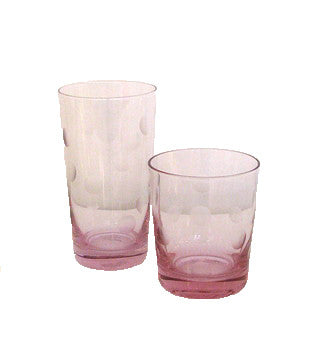 Waterford Polka Dot Glasses