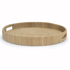 Round Rope Wrapped Tray