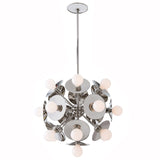 Nickel Disk Sphere Lighting
