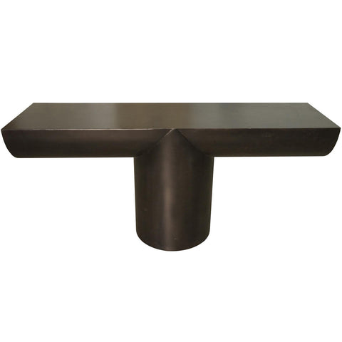 Chunky Metal Console