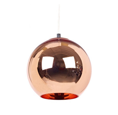 Tom Dixon Small Copper Pendant