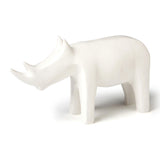 Matte White Animals