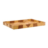 WOOD INLAY TRAYS
