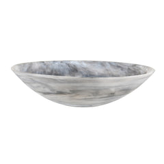 BLACK SWIRL BOWL