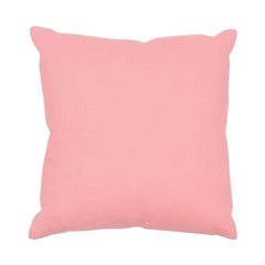 TEXTURED PINK PILLOW