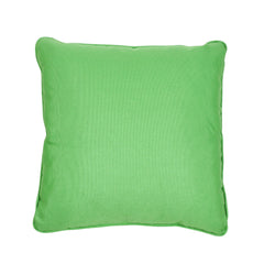 VIBRANT GREEN PILLOW