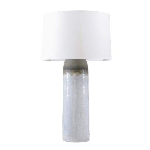 GLAZED CERAMIC LAMP