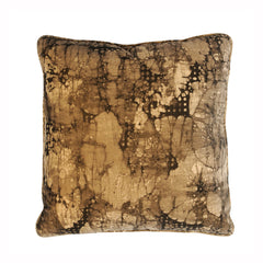 Abstract Brown Pillow