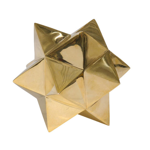 Kelly Wearstler Gold Origami Star