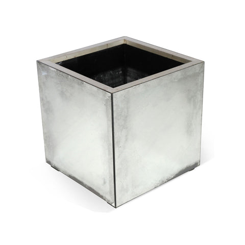 Square Mirror Planter