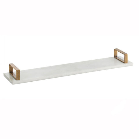 Narrow Marble Tray