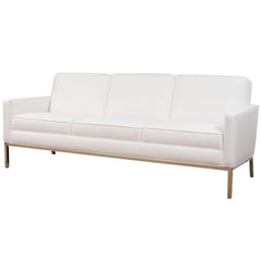 Clean Lined Sofa
