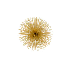 Gold Burst Sphere
