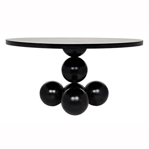 Stacked Sphere Dining Table