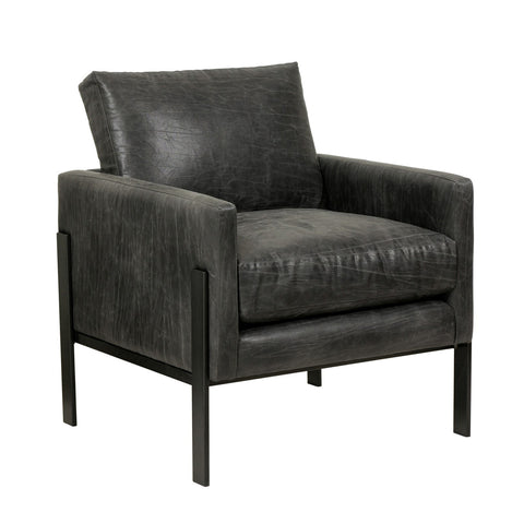 Black Texture Chair