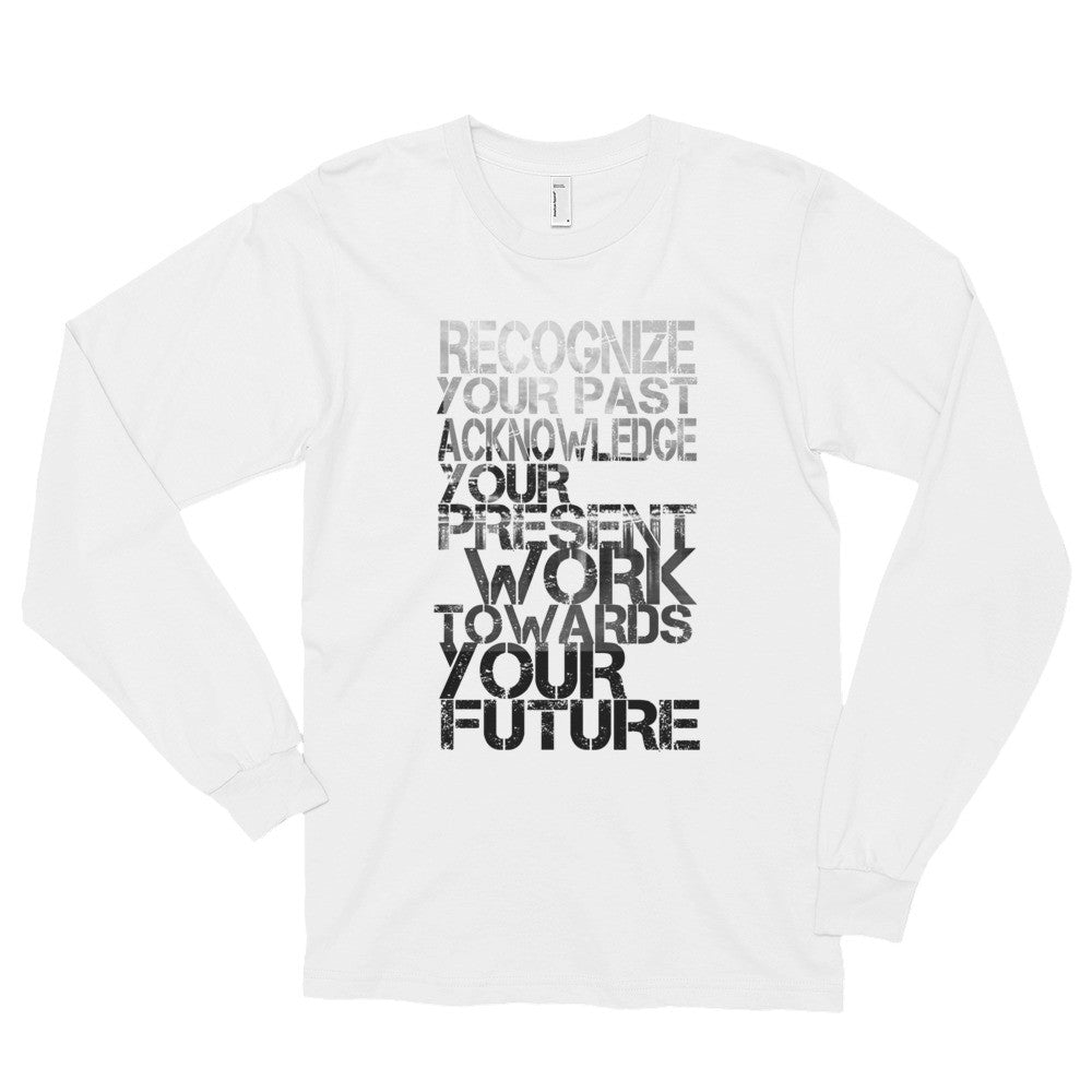 Recognize Acknowledge & Work - THREEKEYSBRAND