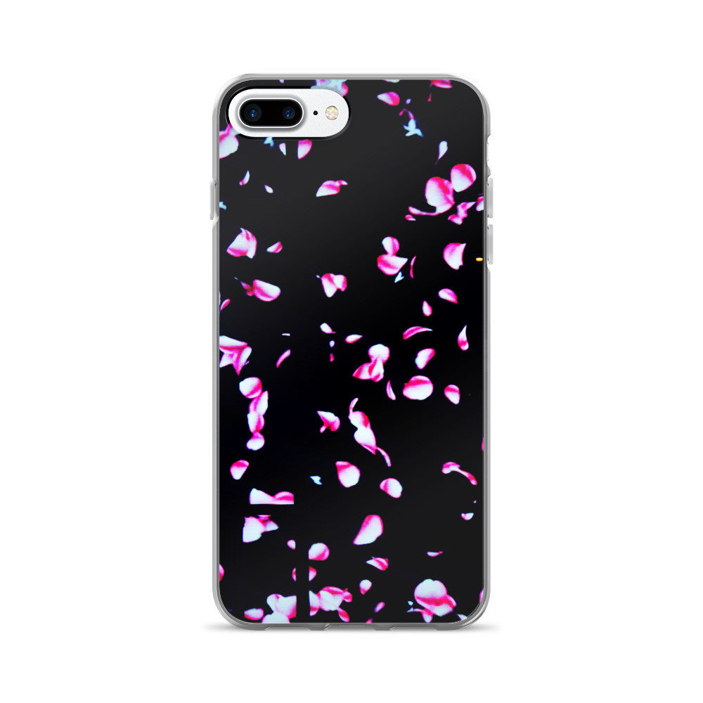 PINK PETALS iPhone 7/7 Plus Case - THREEKEYSBRAND