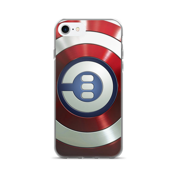 CAPTAIN 3KEYS iPhone 7/7 Plus Case