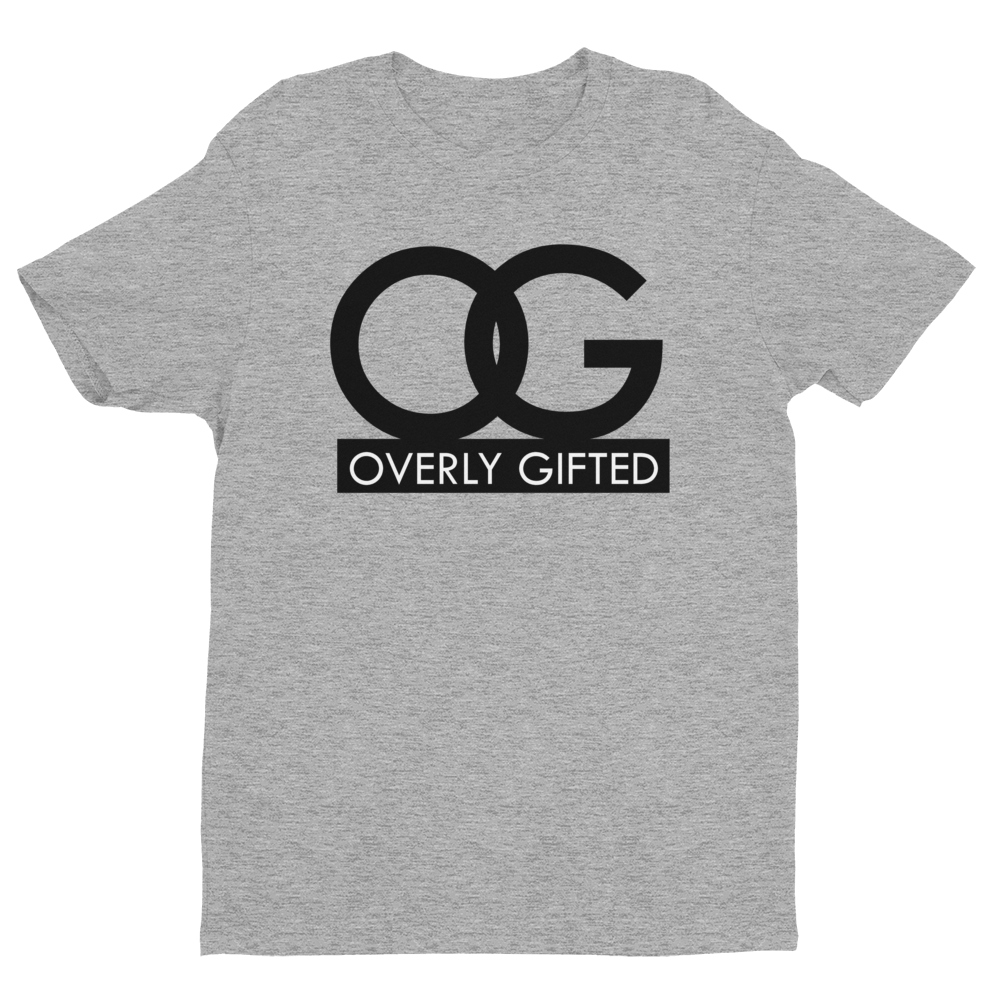 OG STATUS-OVERLY GIFTED BLACK - THREEKEYSBRAND