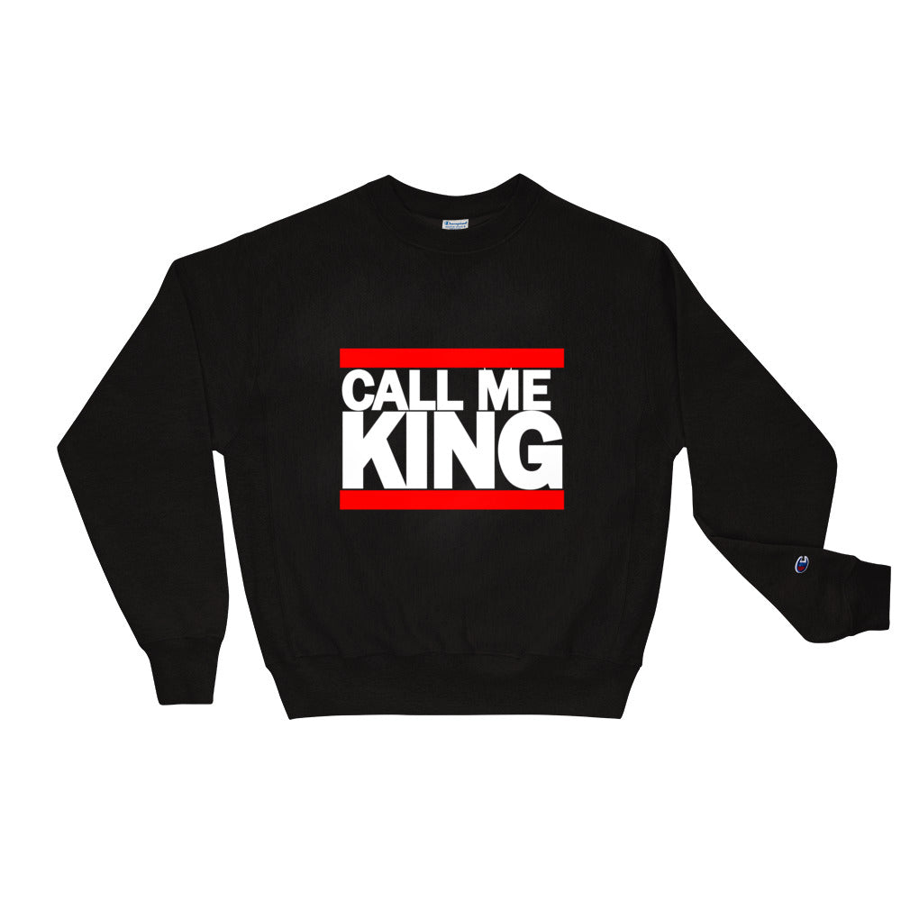 CALL ME KING  Sweatshirt - THREEKEYSBRAND
