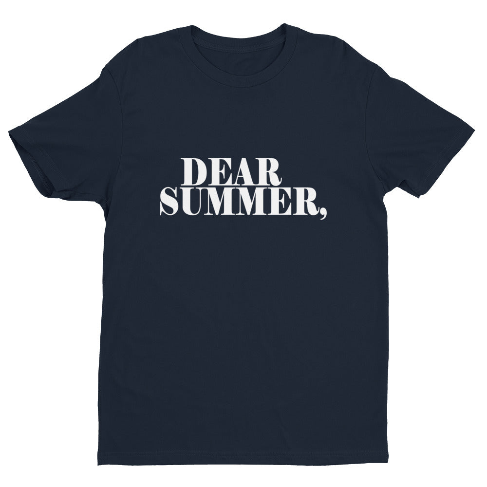 DEAR SUMMER, WHITE OUT - THREEKEYSBRAND