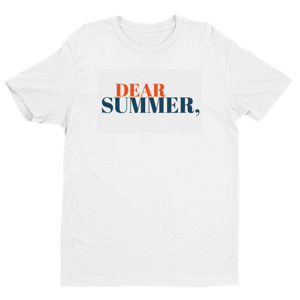 DEAR SUMMER ORANGE& BLUE - THREEKEYSBRAND