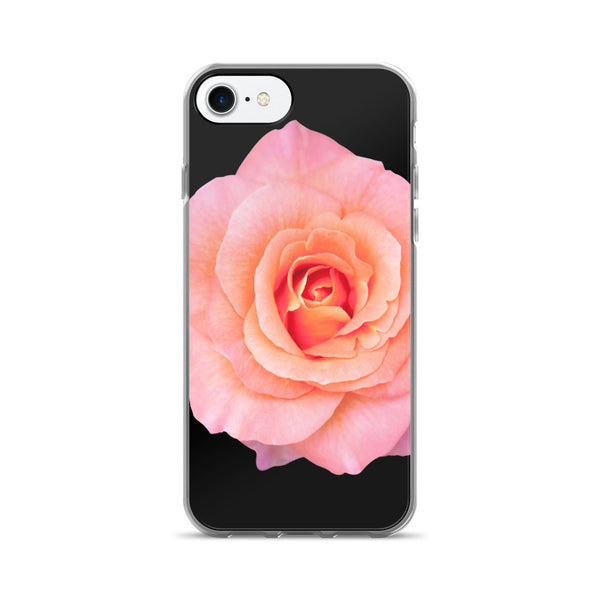 PINK BLACKGROUND iPhone 7/7 Plus Case