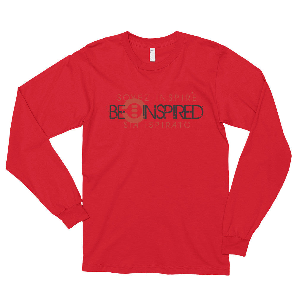 BE INSPIRED - THREEKEYSBRAND