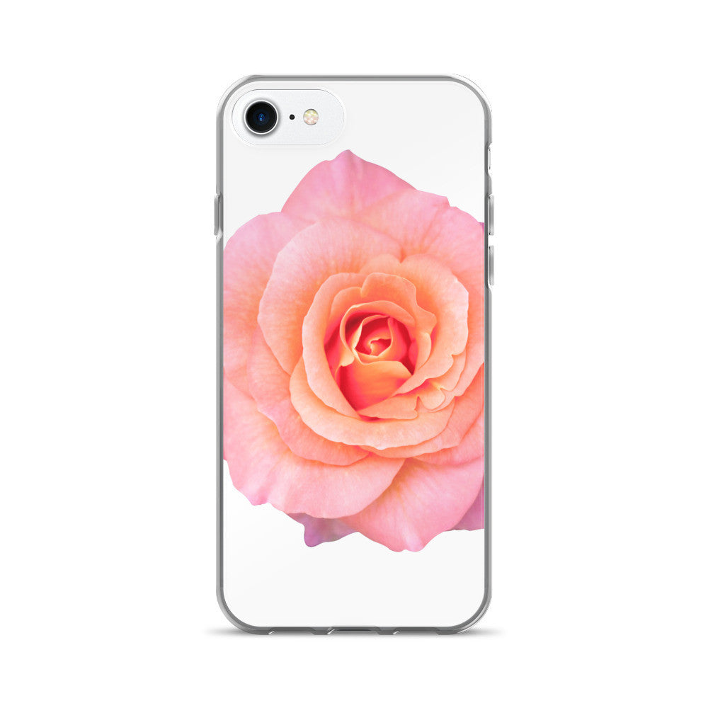 PINK ROSE iPhone 7/7 Plus Case