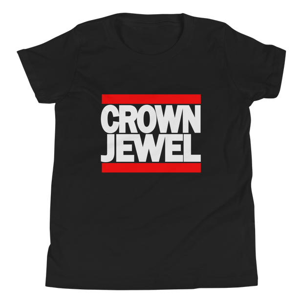 CROWN JEWEL TEE SHIRT - THREEKEYSBRAND